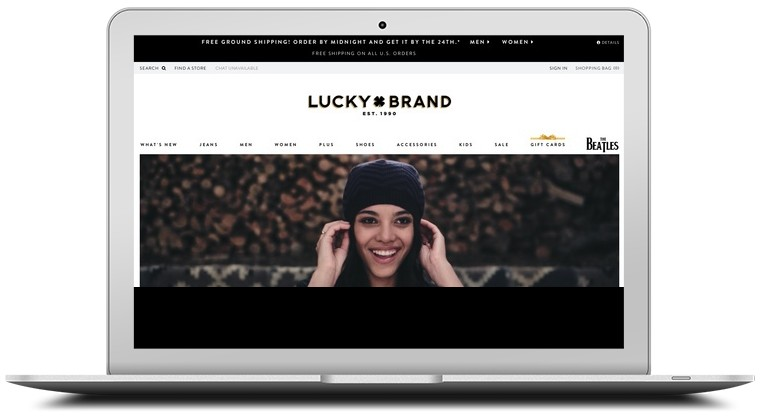 Lucky Brand Jeans Coupons