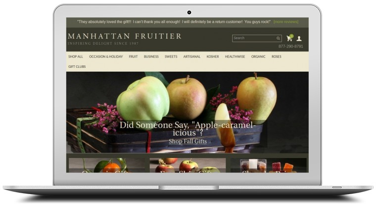 Manhattan Fruitier Coupons