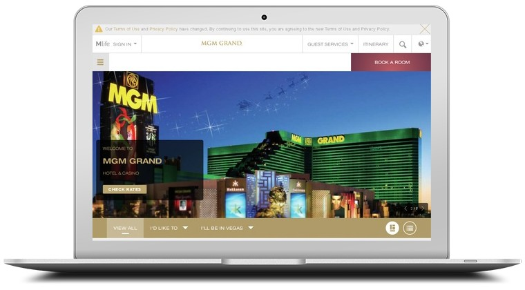 MGM Grand Hotel Coupons