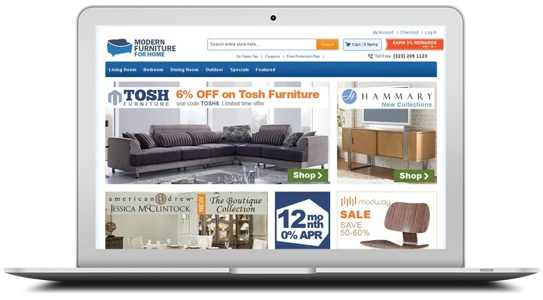 Modern Furniture For Home Coupons