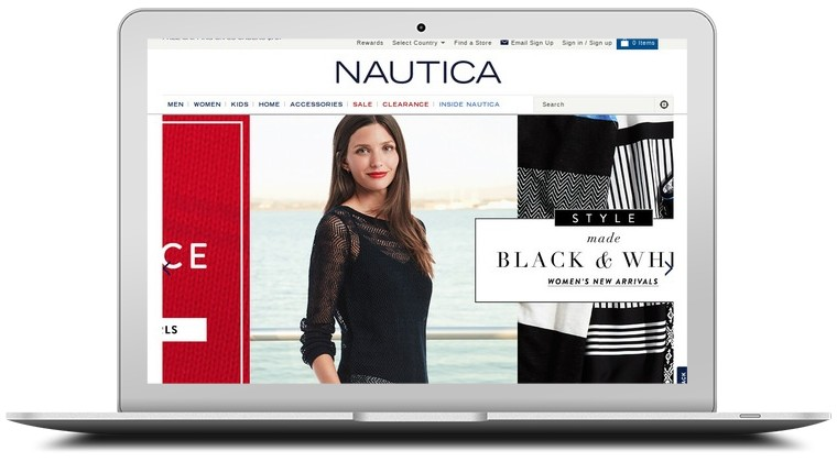 Nautica discount coupons
