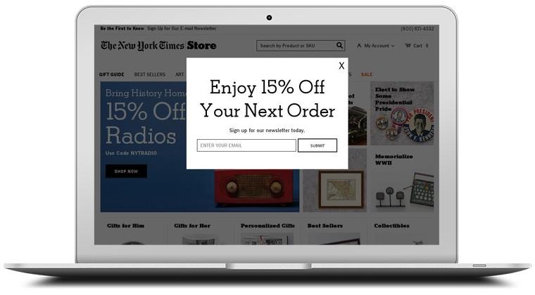 New York Times Store Coupons