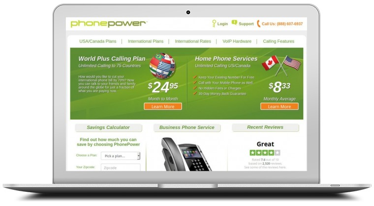 Phone Power Coupons