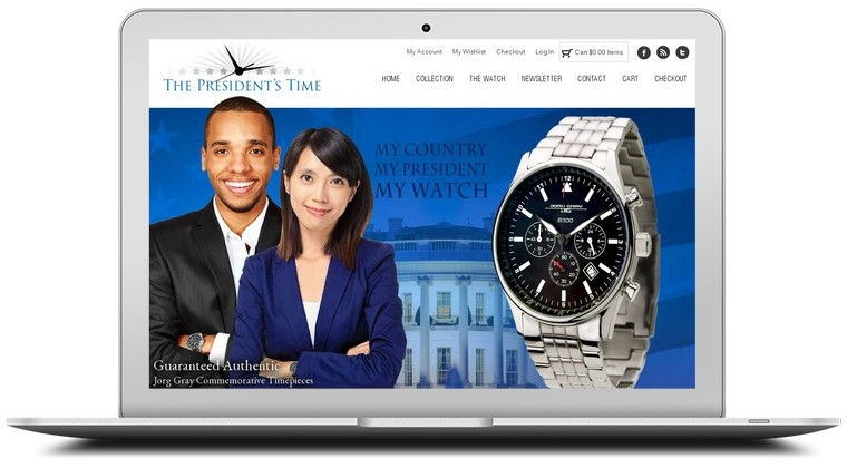 Presidential Watch Company Coupons