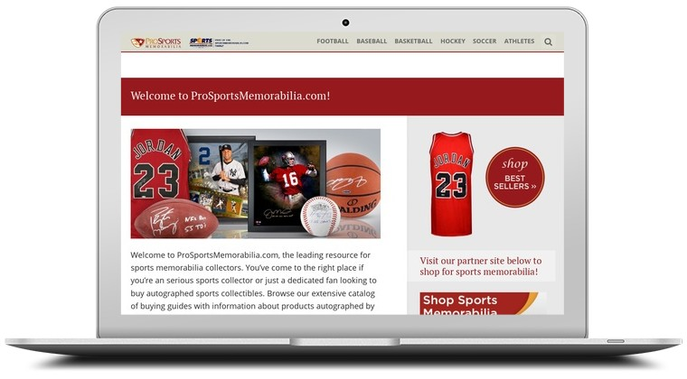 Pro Sports Memorabilia Coupons