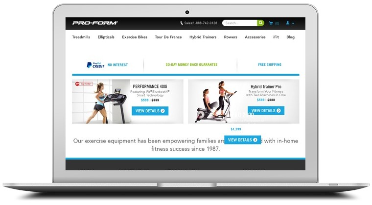 ProForm Fitness Coupons