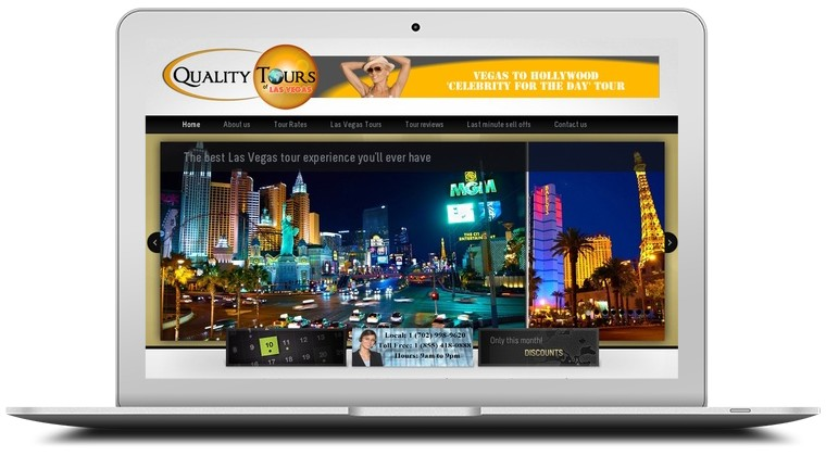 Quality Tours Las Vegas Coupons