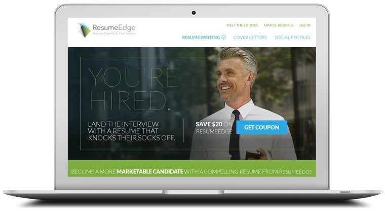 Resume Edge Coupons