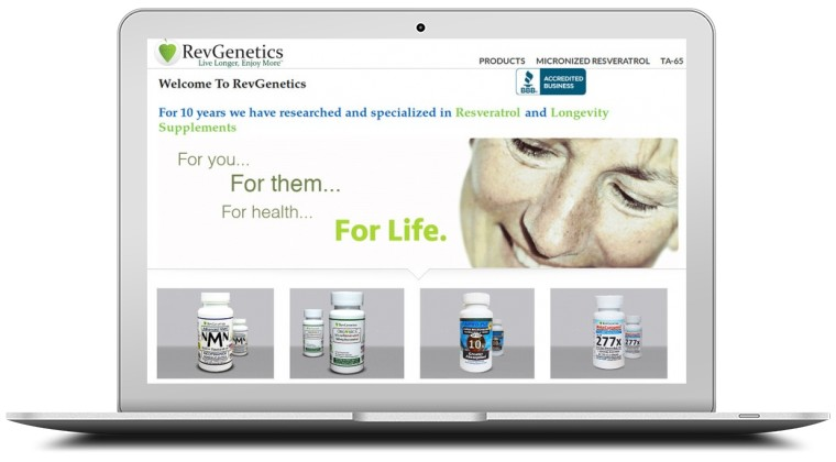 Rev Genetics Coupons