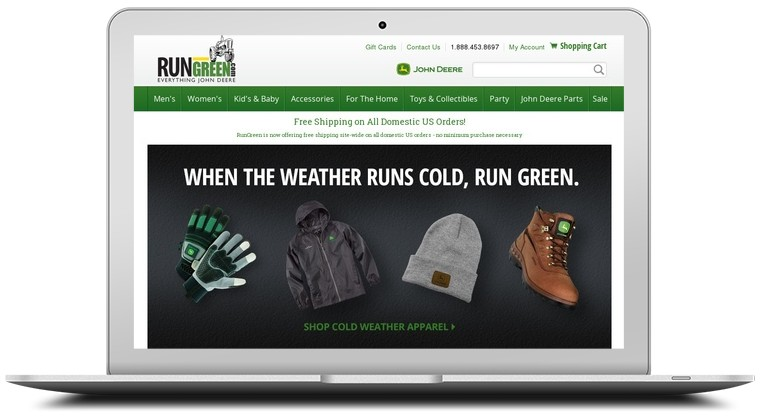 Run Green Coupons