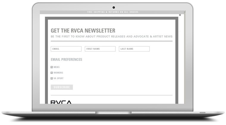 RVCA Coupons