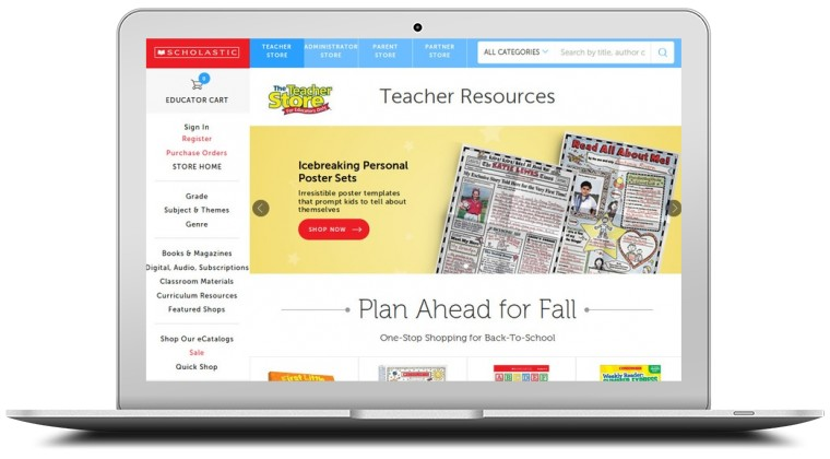 How Much Do Web Coupons Tell Retailers >> Scholastic Teacher Store Coupons The Teacher Store Coupon Codes