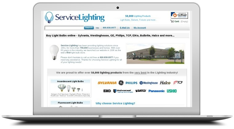 Service Lighting Coupons