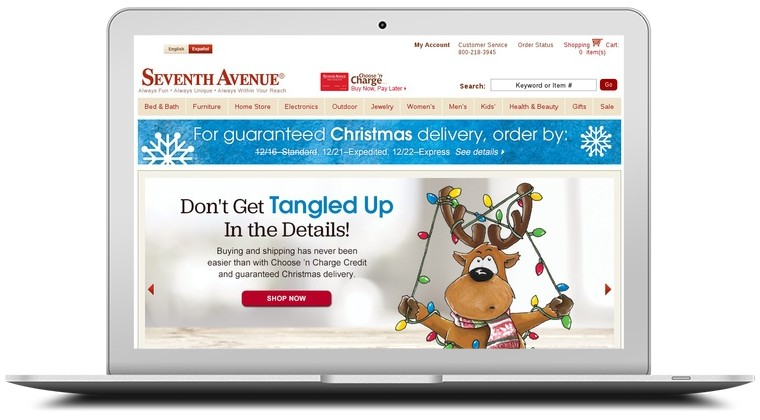 Seventh Avenue Catalog Coupons