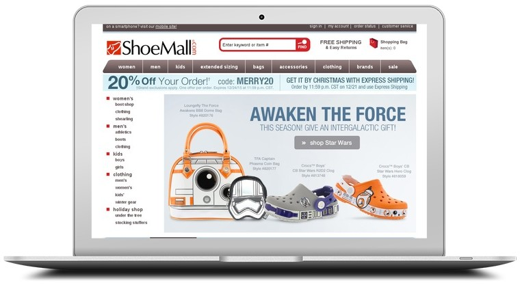 Shoe Mall Coupons
