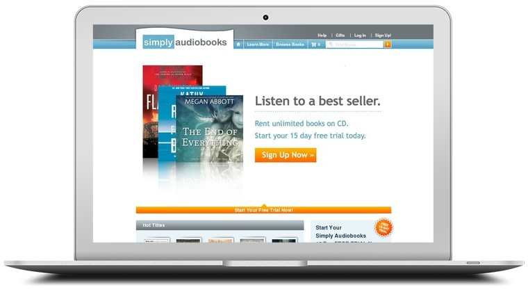 Simply Audio Books Coupons