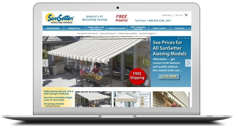 SunSetter Awnings Coupons