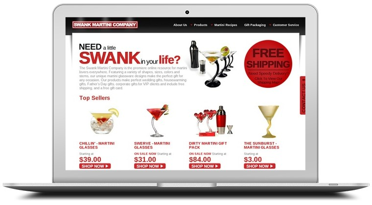 Swank Martini Coupons