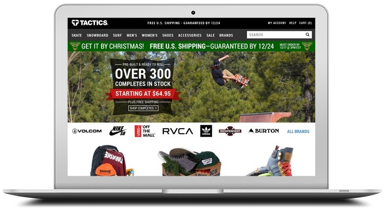 Tactics Boardshop Coupons