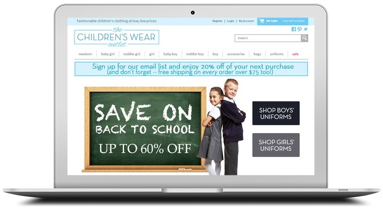 The Childrens Wear Outlet Coupons