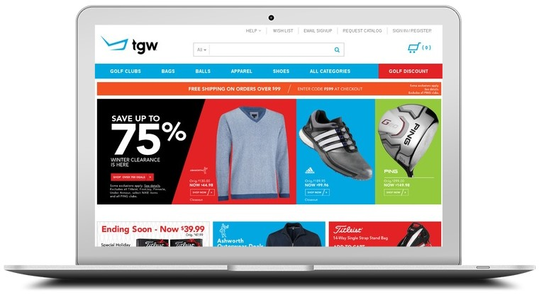 The Golf Warehouse Coupons