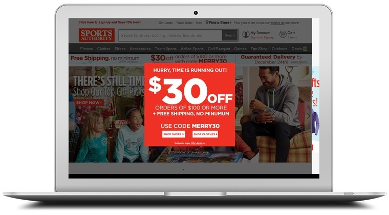 The Sports Authority Coupons