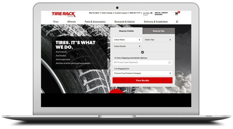 Tirerack.com coupon code