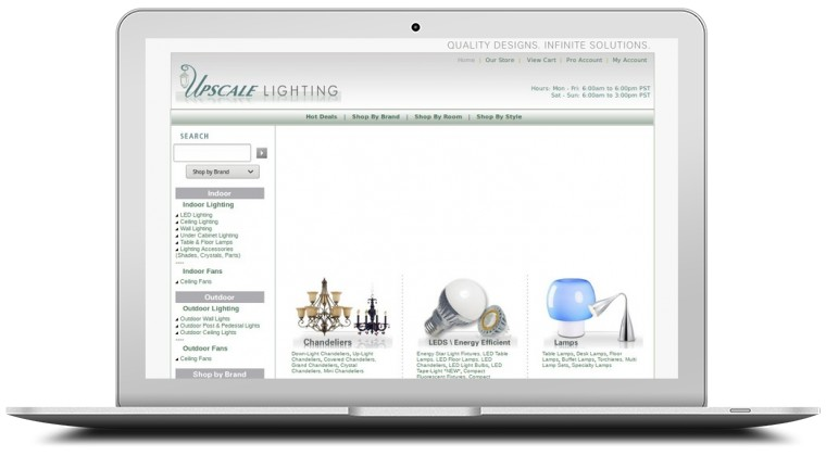 Upscale Lighting Coupons