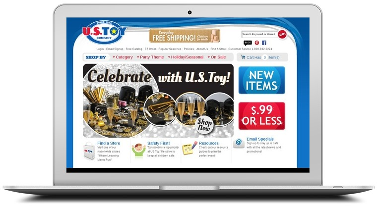 US Toy Company Coupons