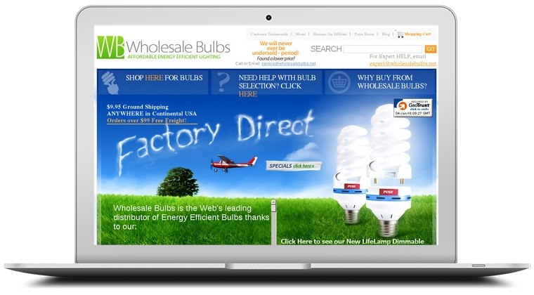 Wholesale Bulbs Coupons