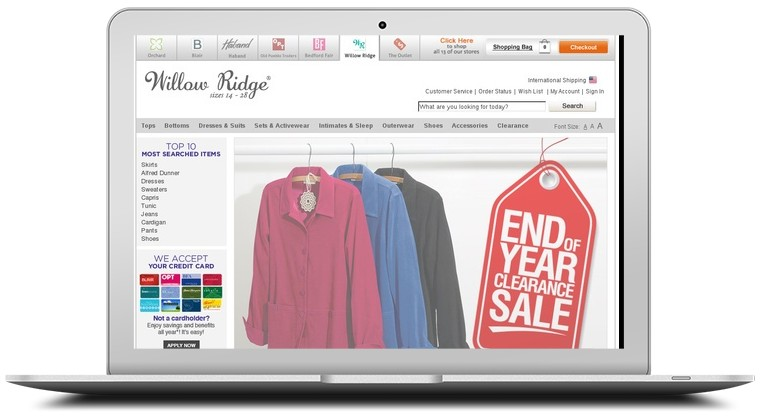 Willow Ridge Coupons