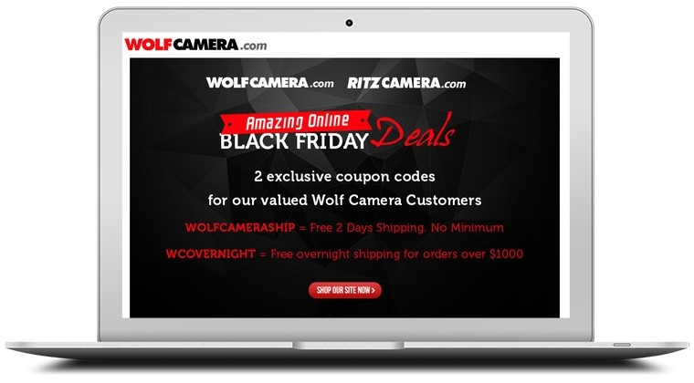 Wolf Camera Coupons