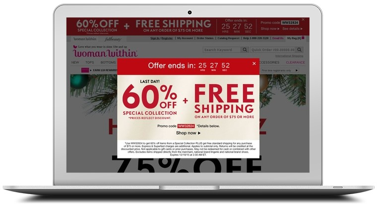 womanwithin coupons