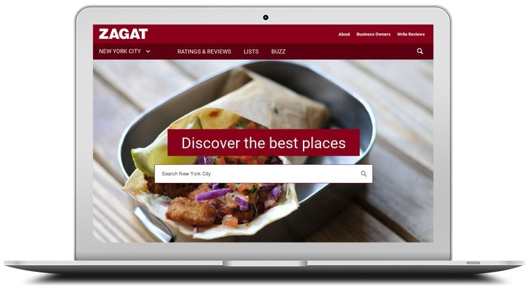 Zagat Coupons